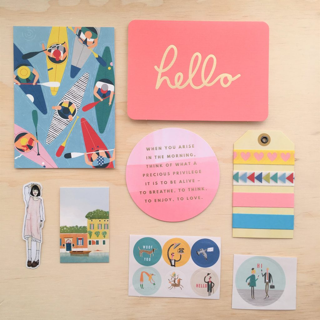 Snail Mail Kit Etsy Sandeep Beep