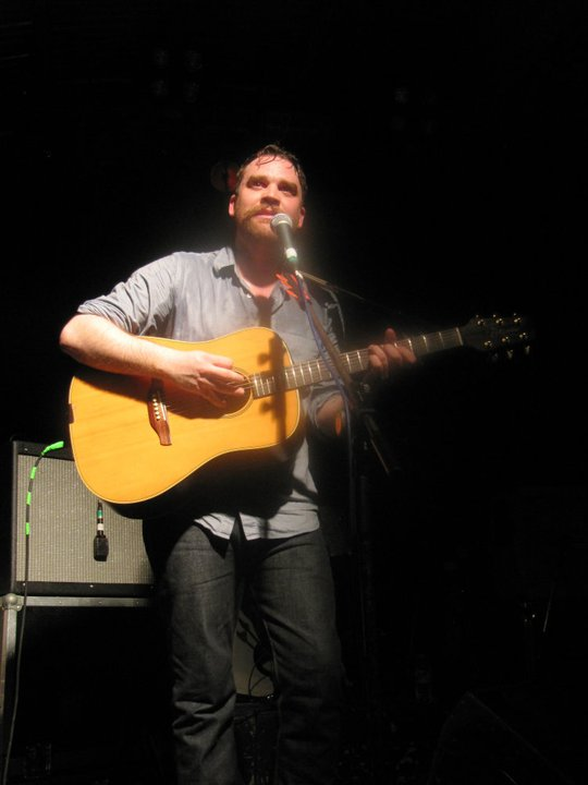 Scott Hutchinson Frightened Rabbit